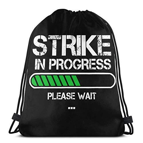 Strike Loading Please - Bolsa de deporte para niños