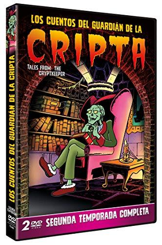 Los Cuentos de la Cripta (2 DVD) Temporada 2 Tales from the Cryptkeeper Season 2