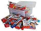 Süßigkeiten – Mix Party Box mit Ferrero Kinder Spezialitäten, 1er Pack (1 x 730g)