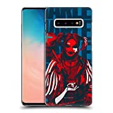 Head Case Designs Officiel Birds of Prey DC Comics Marteau Harley Quinn Art Coque Dure pour l'arrière Compatible avec Samsung Galaxy S10+ / S10 Plus