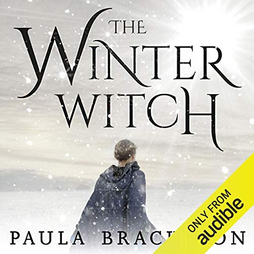 The Winter Witch audiobook cover art