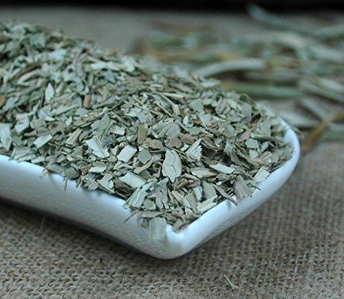 Naturix24 – Olivenblätter Tee, Olivenblätter geschnitten - 500g