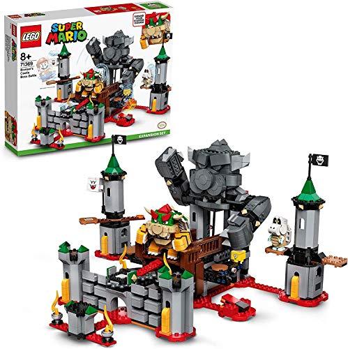 LEGO Super Mario Battaglia Finale al Castello di Bowser - Pack di Espansione, Giocattolo, Set di Costruzioni, 71369