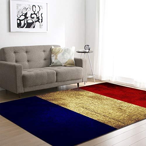 JinSui Teppich Wohnzimmer Teppiche Nationalflaggenteppich Morden Wohnkultur Amerika Deutschland Frankreich Russland Israel Griechenland Brasilien Flaggenmatte Kurzflor