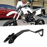 Leva freno posteriore idraulica compatibile con Pit Dirt Bike 50cc 110cc 125cc Leva freno ...