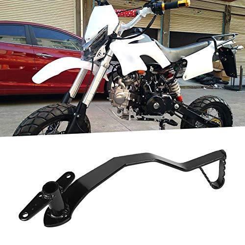 Bremshebel hinten hydraulisch kompatibel mit Pit Dirt Bike 50cc 110cc 125cc Bremshebelpedal und Federhebelpedal