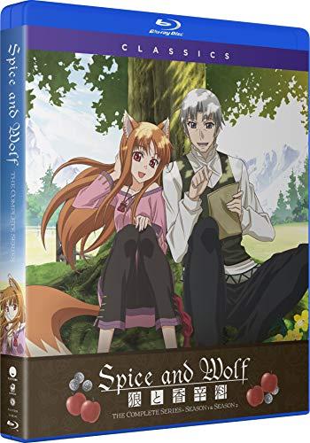 Spice & Wolf: Complete Series - Season 1 & 2 [Blu-ray]