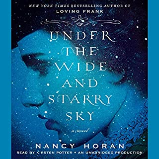 Under the Wide and Starry Sky audiobook cover art