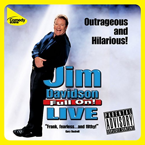 Full on Live audiobook cover art