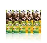 Schwarzkopf Palette Naturals Color Creme - Tono 6 cabello Rubio Oscuro (Pack de 5) - Coloración Permanente – Perfecta cobertura de canas – Colores increíblemente naturales