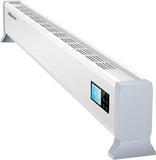 CPPI-1 CXLO Calentador Eléctrico 2000W,Calefactor Convector ,LCD táctil,Vertical/Tapiz,152×9×20CM,Pantalla de autoextinción