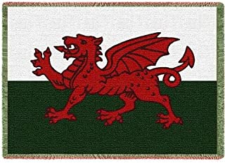 Best welsh dragon blanket Reviews