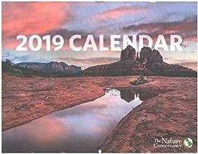 Nature Conservancy 2019 Wall Calendar