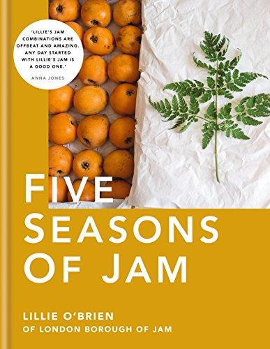 Five Seasons of Jam (English Edition)