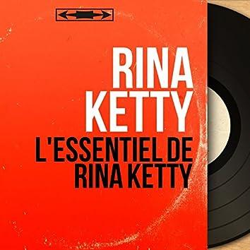 L'essentiel de Rina Ketty (Mono Version)