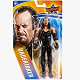 collector WWE Series 109- Undertaker - SummerSlam Action Figure, Bring Home The Action of The WWE - Approx 6'