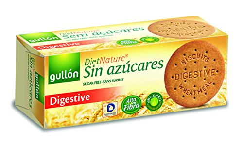 Diet Nature - Galletas Digestive - Caja 400 gr - Pack de 3 (Total 1200 grams)