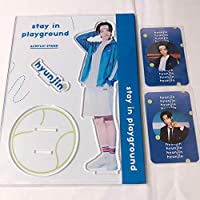 StrayKids stay in playground セット ヒョンジン