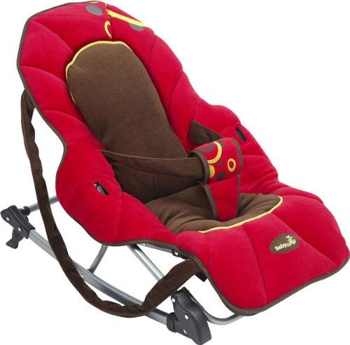 Babymoov A012008 - Kompakter Wipper-Sitz Einfach himbeer