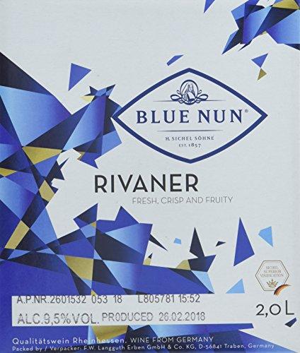Blue Nun Rivaner Lieblich Bag in Box (1 x 2 l)