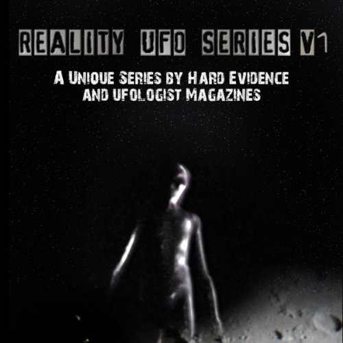Reality UFO Series, V1 audiobook cover art