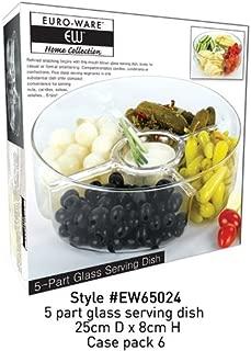 Euro-Home SS-DK-EW4004 EW4004 Heavy Duty Satin Nickel Cutlery Holder Multicolor