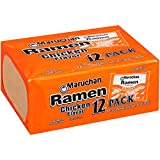 Maruchan Ramen Chicken Flavor Noddle Soup 12 Pack (1) - SET OF 2