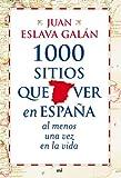 1000 sitios que ver en España al menos una vez en la vida (MR Prácticos)