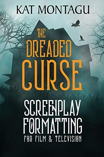 The Dreaded Curse Screenplay Formatting for Film Television product image