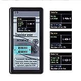 diymore Multi-purpose Transistor Tester, 128 * 160 diodi Tiristore Resistore Induttanza MOSFET ESR LCR Meter TFT Display a colori