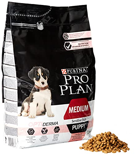 Pro Plan Medium Puppy Optiderma Cane Crocchette