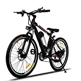 Speedrid 26 Electric Bike for Adults, Electric Mountain Bike/Electric Commuting Bike with 36V 8Ah...