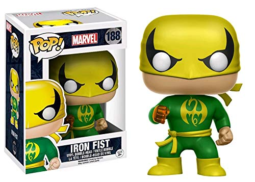 Funko POP! Marvel: Iron Fist