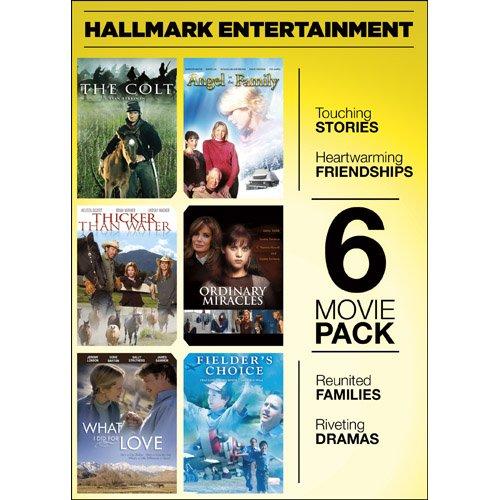 6-Film Hallmark Collection