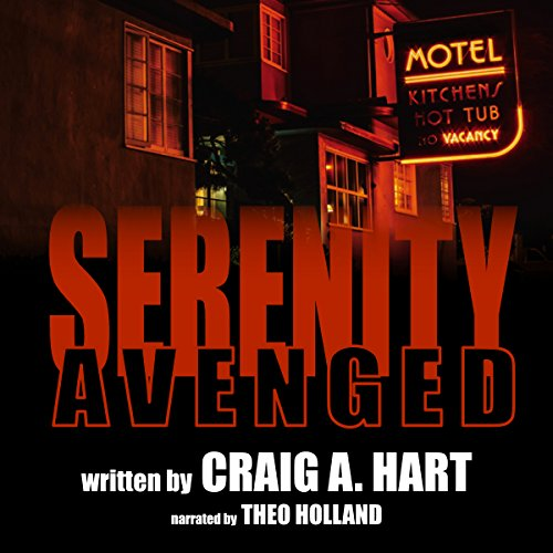 Serenity Avenged cover art