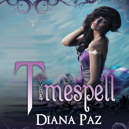 Timespell audiobook cover art