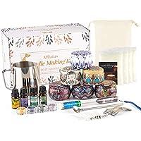 Afflatus Soy Wax Candle Making Kit DIY Gift Package Set