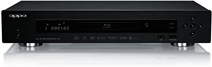 OPPO BDP-103D Universal 3D Blu-ray Player (Darbee Edition)