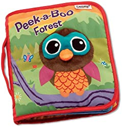 Lamaze Peek-A-Boo Forest, Fun Interactive Baby Book