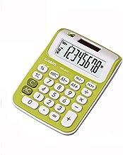 $33 » Office Electronics Student Office Solar Calculator Large Screen Calculator Portable Mini Calculator (Color : Green)