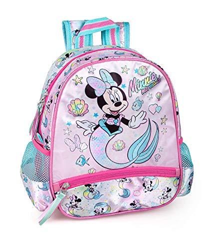 Zaino Asilo Minnie Mouse Scuola Bambina CM.29x25x11-31216