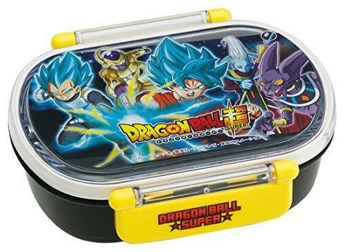 Caja de almuerzo fiambrera 360ml Dragon Ball súper QA2BA