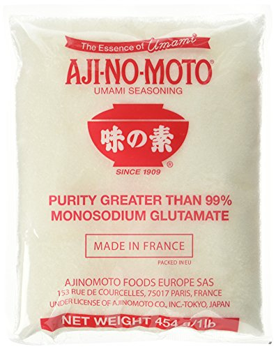 Ajinomoto Brand MNG Natriumglutamat (1 x 454 g)