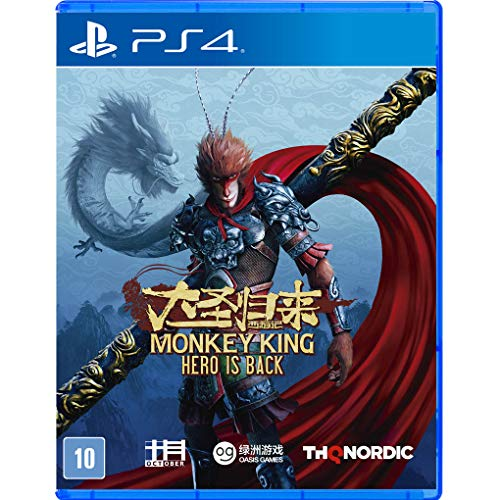 Monkey King Hero Is Back- PlayStation 4
