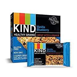 KIND Healthy Whole Grains Granola Snack Bars