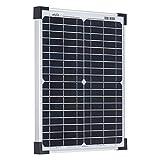 Offgridtec 20 W Mono 12 V panel solar, 3-01-001560