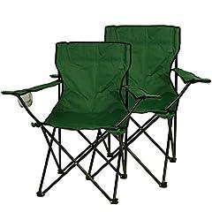 Nexos 2-er Set Stuhl, Klappstuhl