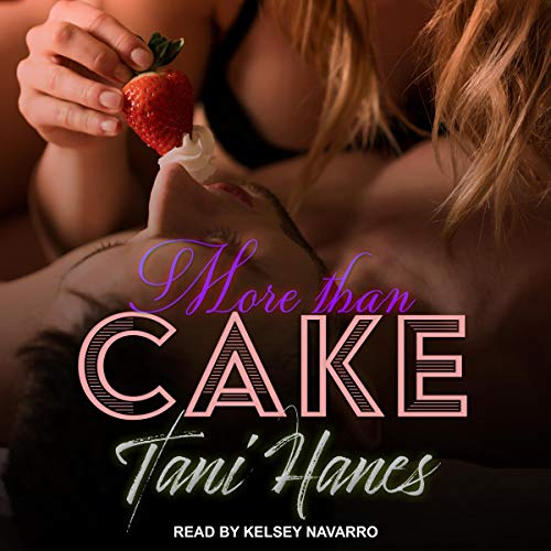 More Than Cake audiobook cover art
