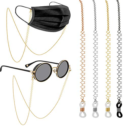 Brillenkettenhalter – Metall...