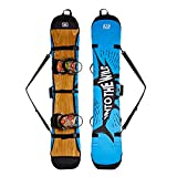 XCMAN Snowboard Sleeve Whole Cover Protection Suitcase Case Snowoard Bag for Easy Carry & Protection from Scratches-Neoprene Material